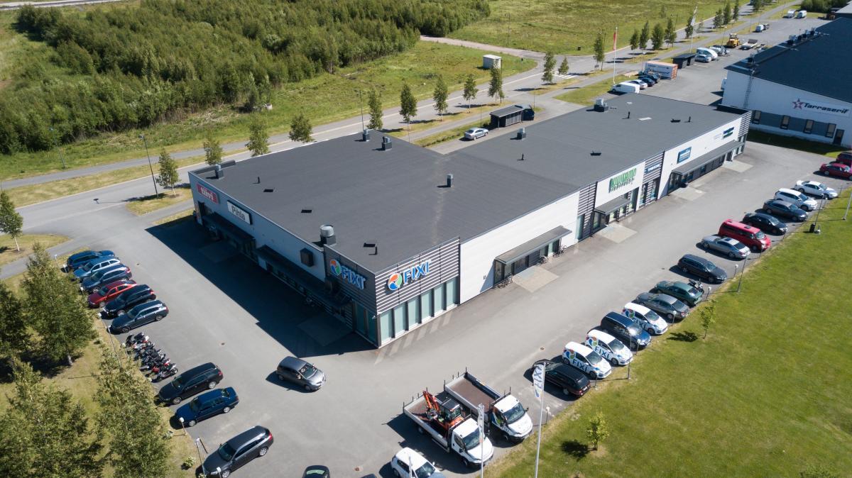 Liiketila Oulu